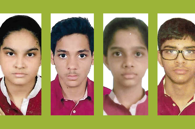ICSE 2021 Toppers